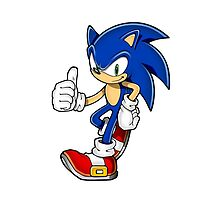 Sonic The Hedgehog by KickStart510