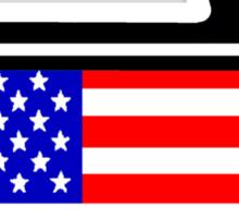 USA Curling Sticker