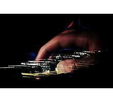 An Eye Full of Sound (Synaesthesia) Photographic Print