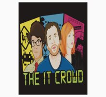 The IT Crowd by slothseller