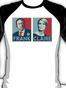 House Of Cards THE UNDERWOODS T-Shirt