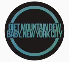Diet Mountain Dew by dare-ingdesign