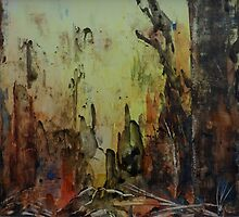 Birnam Wood II by evaivanov