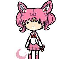 Sailor Mini Moon by Nothisispatrick