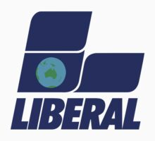 Liberal Party of Australia Logo (Inspired by Futurama)  by Stagika87