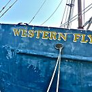 Up Against The Western FLyer by Scott Johnson