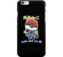 Minionball iPhone Case/Skin