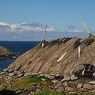 Blackhouse at Gerrannan by kalaryder