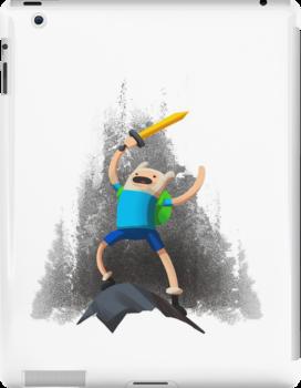 Adventure Time - Finn the Adventurer by Bendragon