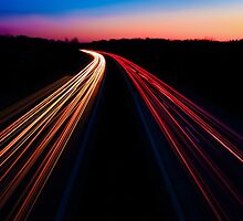 Highway to Heaven by Constantin Fellermann