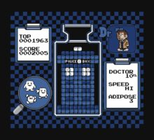 Doctor Whovio by RyanAstle