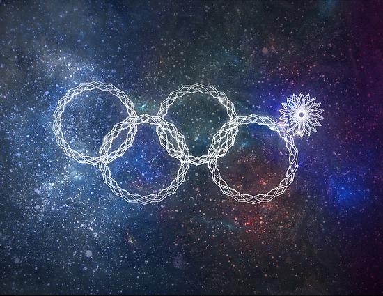Sochi Olympic Rings by TorontoSol