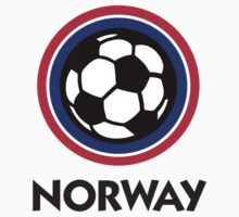 Norway Football / Soccer by artpolitic