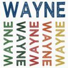 Wayne Cute Colorful by Wordy Type