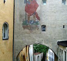Passau - Germany by Arie Koene
