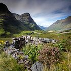 Scotland- Glencoe Valley by Angie Latham