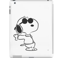 snoopy - just chillin iPad Case/Skin