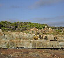 Rock formations by DebiDavis