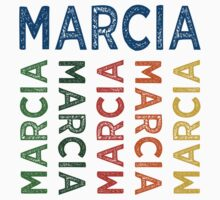 Marcia Cute Colorful by Wordy Type