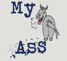 my ass by Gale Distler