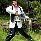 I've found Elvis..........! by Roy  Massicks