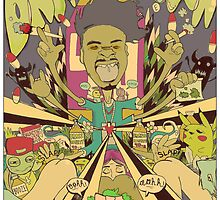 DANNY BROWN by FashodoBaggins