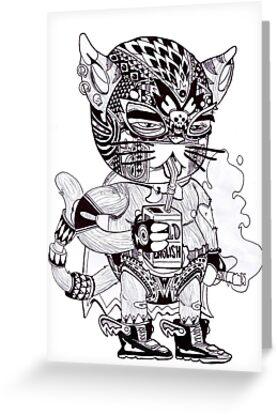 El Gato Bandito by FashodoBaggins