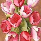 Tulip Bouquet by Ken Powers