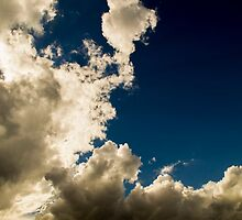 In The Clouds by GiulioCatena
