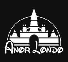 Anor Londo: The Happiest Place on Earth (Alternate) by Jake  Jones