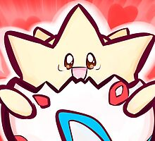 Togepi | Charm by ishmam