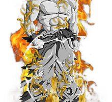 Goku by Jmack107