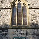 Holy Trinity Window - Llandudno by kalaryder