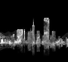 SAN FRANCISCO NIGHT by Daniel-Hagerman