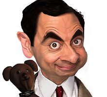 Atkinson aka Mr. Bean by SriPriyatham
