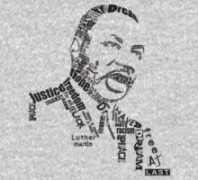 Dr. King by mbstudios