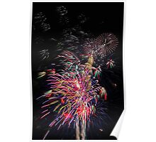 Burswood Chinese New Year Fireworks  Poster