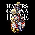 Haters Gonna Hate Gundam by coffeewatson