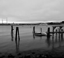 Aquatic Park, San Francisco by worldandwind