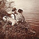 Antique Angling ~ For Tarny by artwhiz47