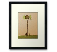 That's Not a Safe Altitude Framed Print