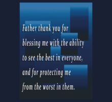 """""""Father Thank You..."""" by TRUTHMANSHIRTS"""