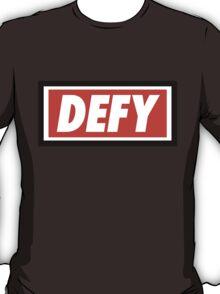 DEFY - Original T-Shirt