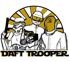 DAFT TROOPER Photographic Print