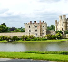 Magnificent Leeds Castle by hootonles