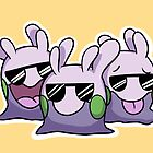 Goomy by Chrissy Noquet