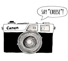 Say Cheese by H Locke