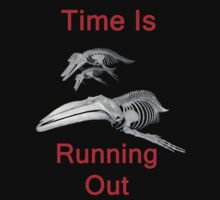 Time Is Running Out, T Shirts & Hoodies. ipad & iphone cases by Eric Kempson