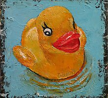 Rubber Duck by Michael Creese