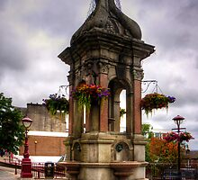 The Murray Fountain by Tom Gomez